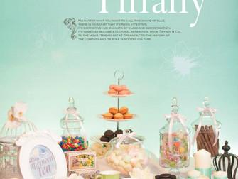 珠光寶氣!源自《Breakfast at Tiffany's》的Candy Corner