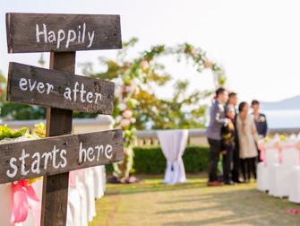 2015年婚禮布置潮流