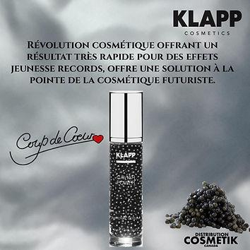 caviarserum-klapp-ad beauté esthéticienn