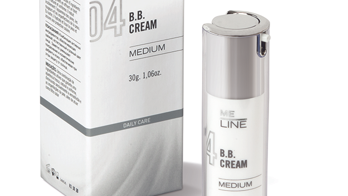 MELINE 04 B.B. Crème Medium