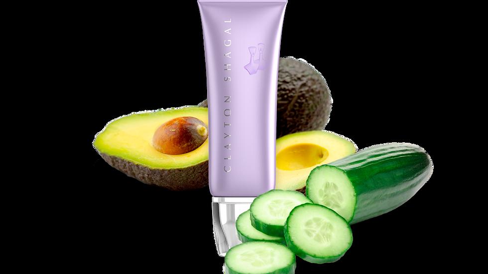 Masque Concombre et Avocat