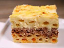 Pastitsio = Love for Ever