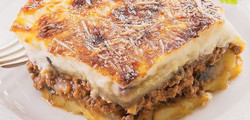 Moussakas - Don't Ask Just Eat It !!!