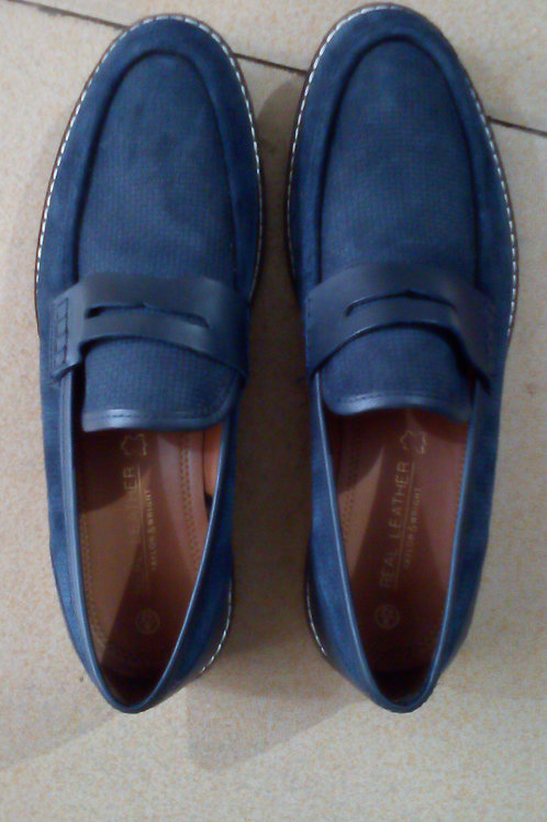 Taylor & Wright (Real Leather) Slip on