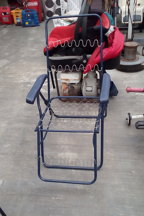Stretcher Sit for Adults