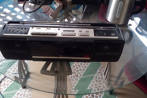 Crown CD Player/Stereo cassette/Radio Recorder