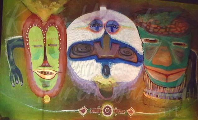 Prehistoric Tapestry