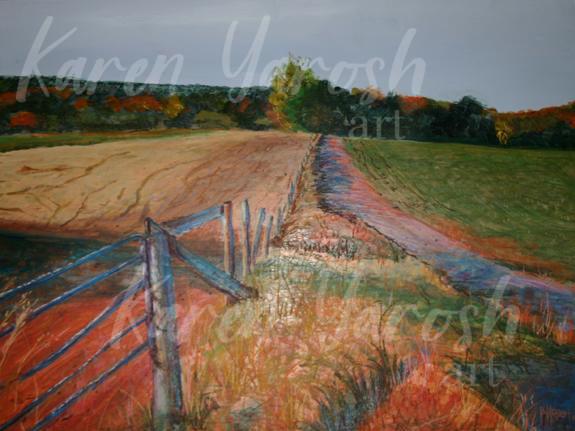 Scarlet Path