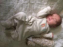 Sleeping Baby - Toronto Sleep Educator and Gentle Sleep Coach