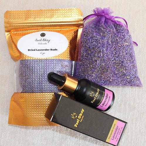 Set 3: Lavender Set