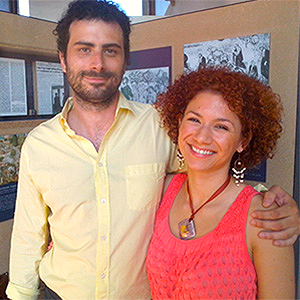 Daniele e Giulia Anceschi