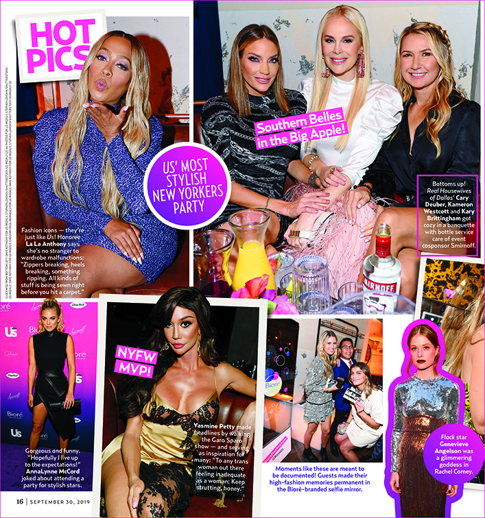 US Weekly_NYFW_Spread