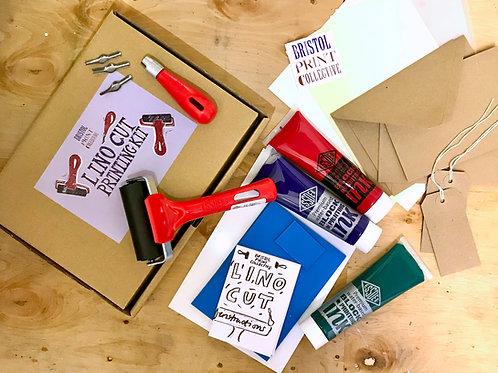 Lino Cut Printing Kit