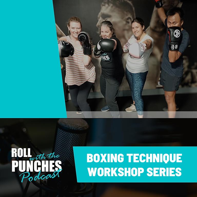 Boxing Workshop (4 weeks)