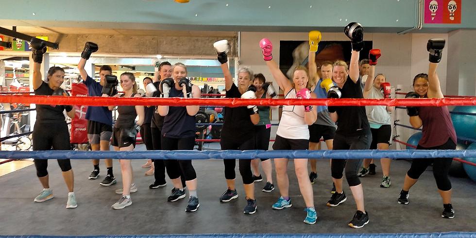 4 Week Boxing Workshop