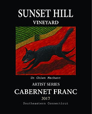 Scott Kahn, Sunset Hill Vineyard Artist Series in Connecticut