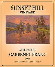 Sunset Hill Vineyard Artist Series in Connecticut
