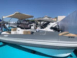 Soleil 23 semi-rigide Cannes 2019