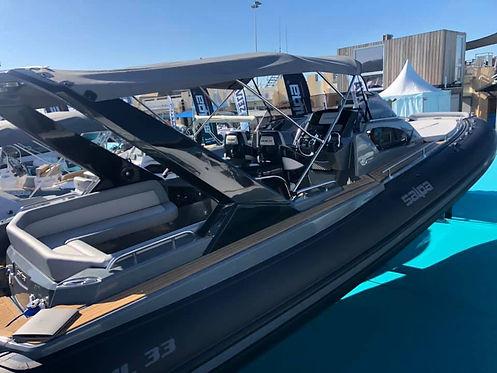 Soleil 33 semi-rigide Cannes 2019