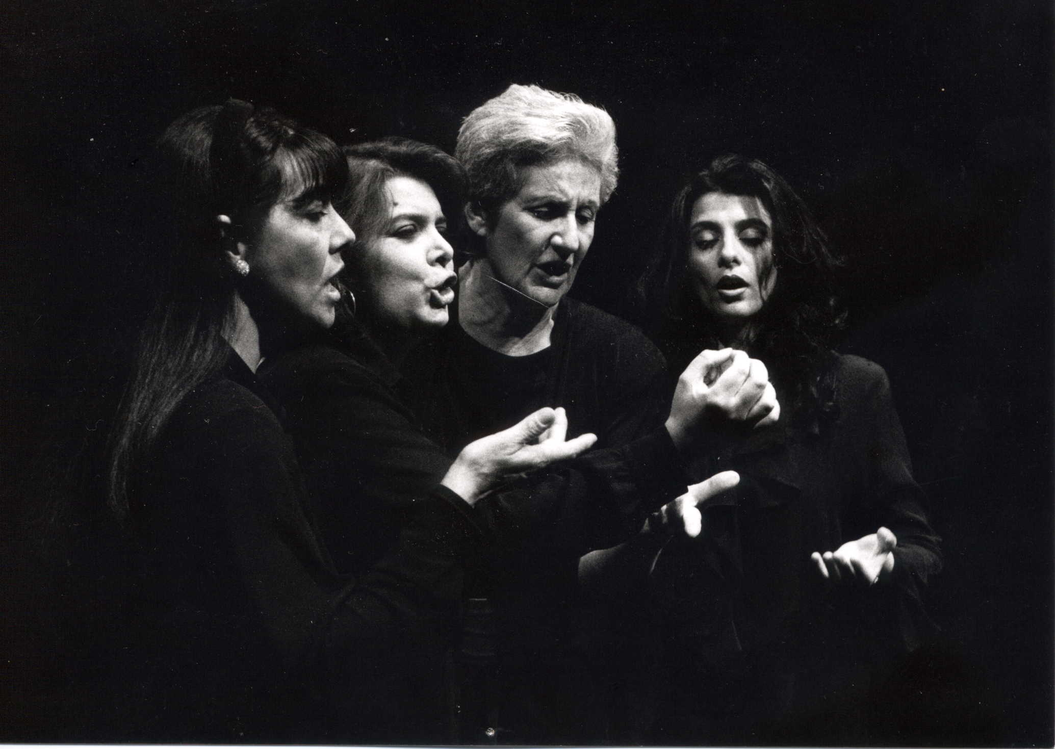 Quartetto Giovanna Marini 2