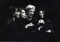 Quartetto Giovanna Marini 2