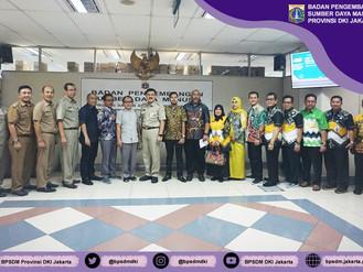 Kunjungan Kerja Pemerintah Provinsi Kalimantan Selatan & DPRD Provinsi Kalimantan Selatan