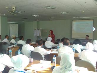 Ceramah umum Kebijakan Pengembangan SDM dan Sertifikasi Profesi