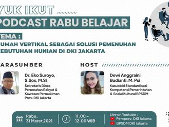 Podcast Rabu Belajar Episode 4