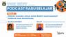 Podcast Rabu Belajar Episode 28