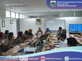 Penerimaan Kunjungan BPSDM Provinsi Sumatera Barat