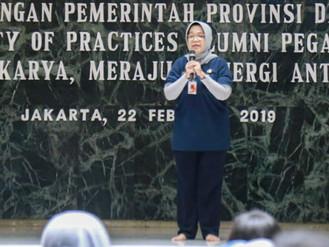 BPSDM DKI Gelar Diskusi Dengan Community of Practices Alumni Pegawai Tugas Belajar (1)