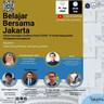 Webinar : Belajar Bersama Jakarta: Fasilitasi Riset COVID-19 di Jakarta