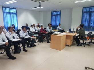 Proses Pelatihan Keahlian Pengadaan Barang/Jasa Pemerintahan BPSDM Bekerja sama dengan LKPP