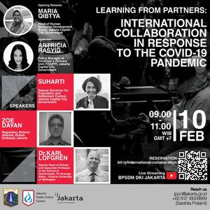 LEARNING FROM FRIENDS IN RESPONSE TO COVID19 PANDEMIC