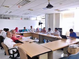 Rapat Penyusunan Kurikulum Diklat Manajemen Proyek