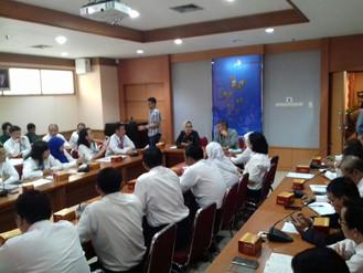 Banchmarking Diklat Kepemimpinan Tingkat IV Angkatan 98 Ke Pertamina Marketing Operation Region III