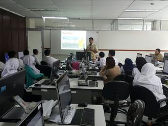 Pengarahan Diklat E-learning PTSP