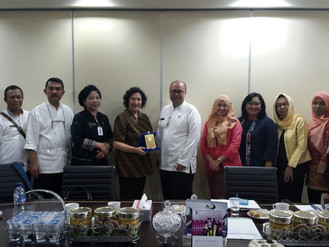Studi Komparatif Badan Diklat Provinsi DKI Jakarta ke Universitas Terbuka