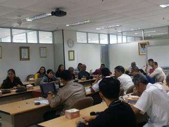 Kunjungan DPRD NTT ke BPSDM Provinsi DKI Jakarta 26 April 2019