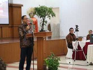 Gubernur DKI Jakarta membuka Diklat Kepemimpinan III dan IV serta Diklat Prajabatan (K1/K2)