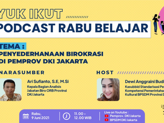 Podcast Rabu Belajar Episode 11