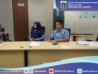 "Koordinasi Mengenai Protokol ""https"" pada Website BPSDM di Diskominfo DKI Jakarta"