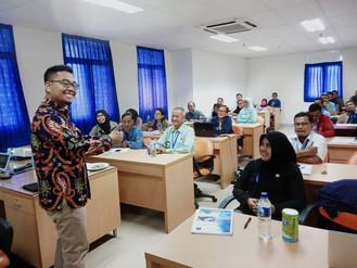 Diklat Barang Milik Daerah Angkatan 35 Rabu 26 Juni 2019 Pengajar Raden Yudhy Pradityo SE,MM Materi