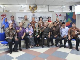 Kunjungan Komisi I DPRD Provinsi Riau