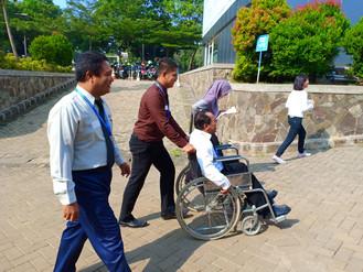 SImulasi Aksesbilitas bagi Penyandang Disabilitas