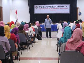 Workshop Revolusi Mental Angkatan V