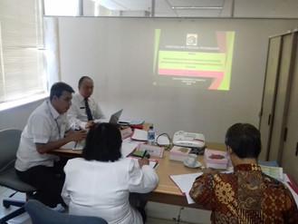 Seminar Proyek Perubahan Diklat Kepemimpinan Tingkat IV Angkatan 98