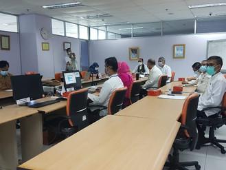 Pemantauan dan Evaluasi Pelatihan ASN bersama LAN RI