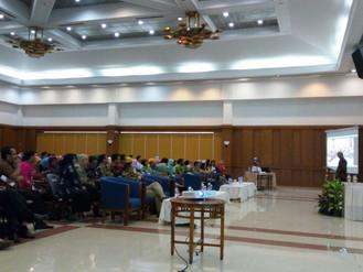 Workshop Revolusi Mental Angkatan 3 dan 4