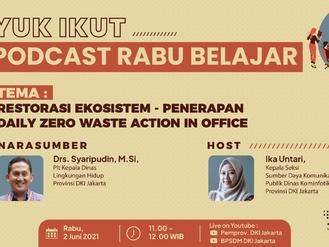 Podcast Rabu Belajar Episode 10